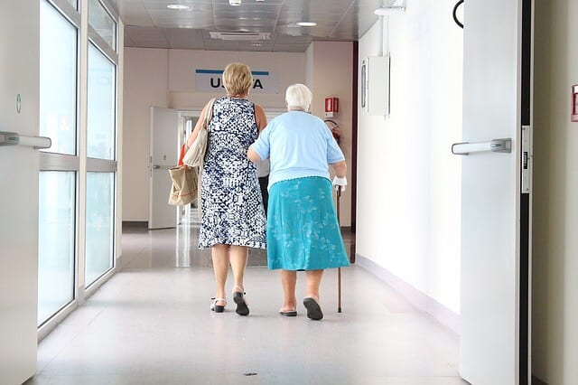 Encouraging a Senior Loved One to Go to the Doctor