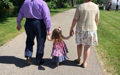 Celebrating Grandparents Day!
