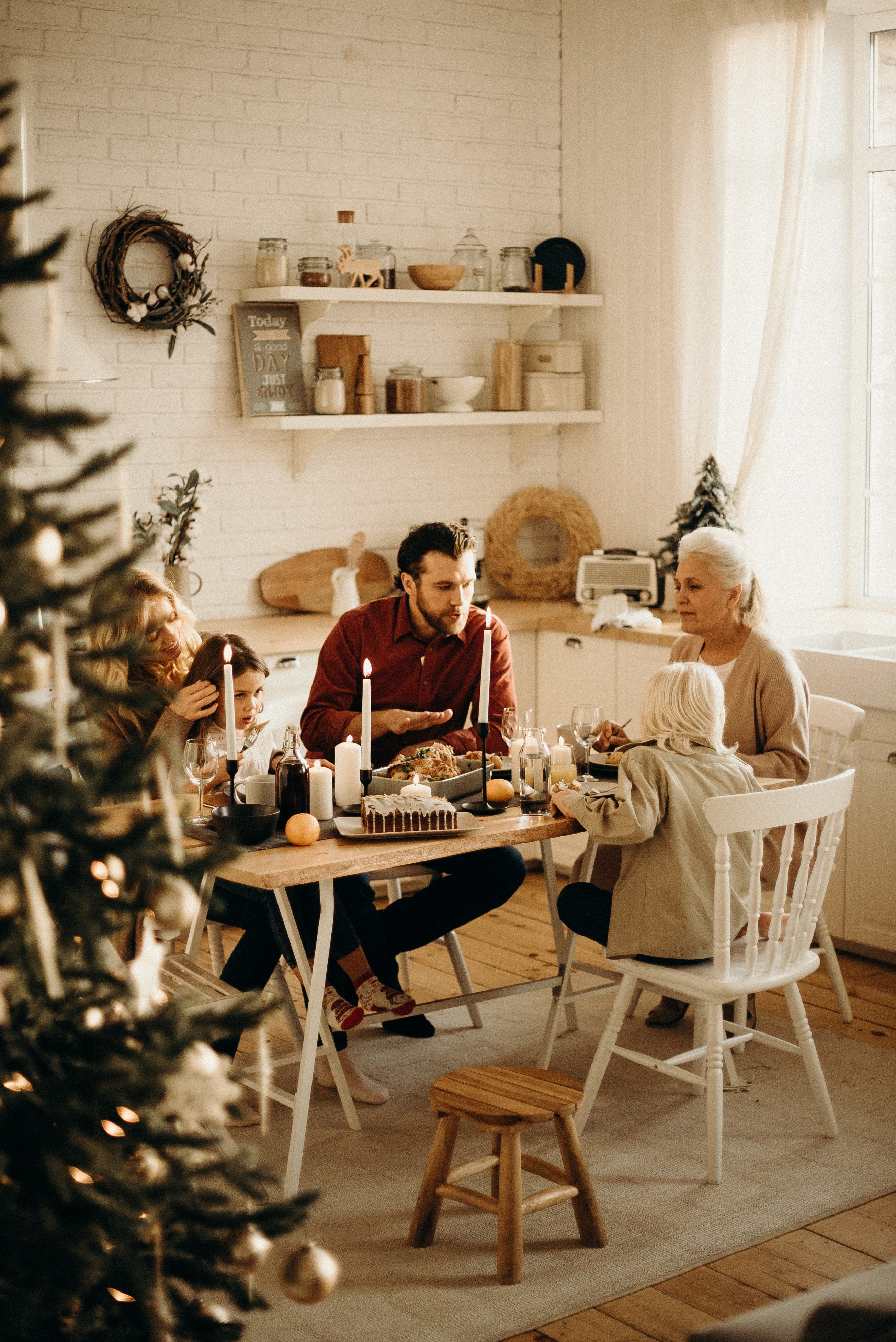 Making the Holidays Dementia-Friendly